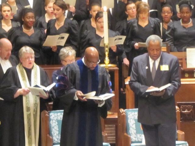 Augusta 2012 interfaith MLK celebration