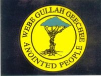 Official symbol of the Gullah/Geechee Nation from the Nation's Facebook page