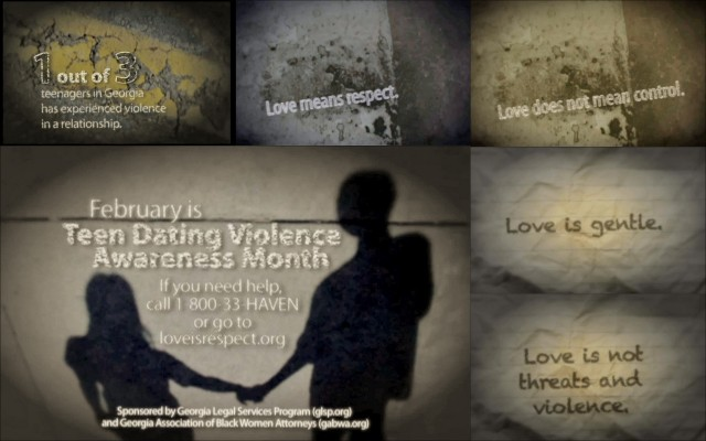 Texas law dating violence