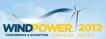 2012 Atlanta, Georgia: WINDPOWER 2012 Conference June 3-6, 2012