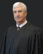 "Official photo of Augusta Judicial Cuircuit Superior Court Judge Daniel ""Danny"" Craig"