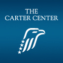 Twitter logo of The Carter Center (President Jimmy Carter): Waging Peace, Fighting Disease, Building Hope