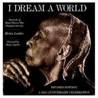 "Cora Lee Johnson is among courageous women featured in the book ""I Dream a World"""