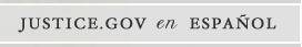 DOJ en espanol: Versión en español de los EE.UU. Departamento de Justicia (DOJ), también conocido como el Departamento de Justicia: