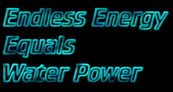 Endless Water Energy