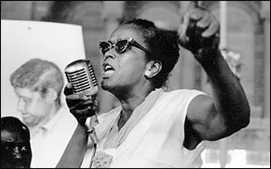 Late Human Rights Champion Ella Baker