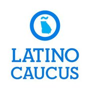 Latino Caucus of the Democratic Party of Georgia banner