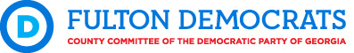 Fulton County Democratic Party banner