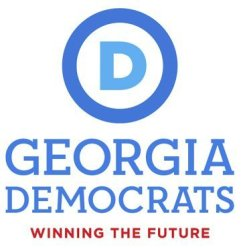 Democratic Party of Georgia Logo #1