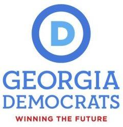 Democratic Party of Georgia Logo #1
