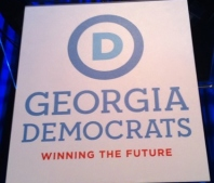 Democratic Party of Georgia Logo #2