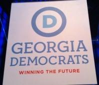 Democratic Party of Georgia Logo #2