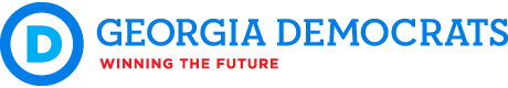 Democratic Party of Georgia Banner