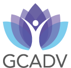 Georgia Coalition Against Domestic Violence (GCADV) logo