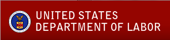 U.S. Dept. of Labor Logo