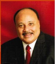 Photo of Martin Luther King, III - Executive Director of the Martin Luther King, III Institute for Social Justice and Human Rights, Inc. in Atlanta, Georgia""