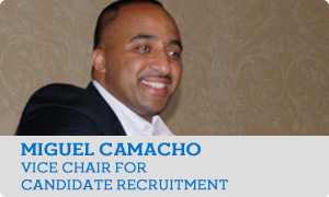 Miguel Camacho, Chapter Leader PDA Savannah