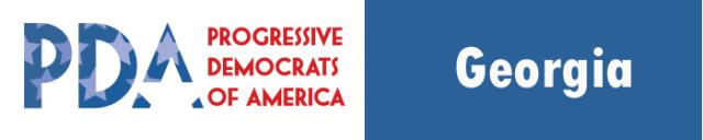 Progressive Democrats of Georgia
