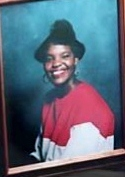 Closeup of Phalonda Howard - who has never been forgotten.  Photo is from a Augusta Chronicle Story