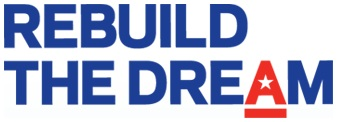 Rebuild The Dream banner