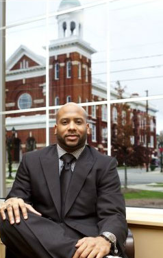 Rev. Charles E. Goodman, Jr. - pastor of the Tabernacle Baptist Church in Augusta, Georgia: