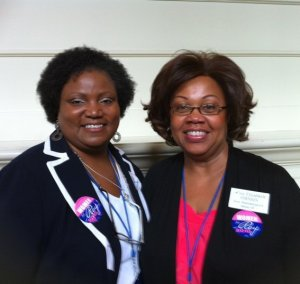 #4 Rev. Dr. Diane B. Evans, Chapter Leader Progressive Democrats of CSRA (Tri-Counties)