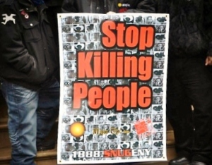 Stop Killing People courtesy Black Radio Network