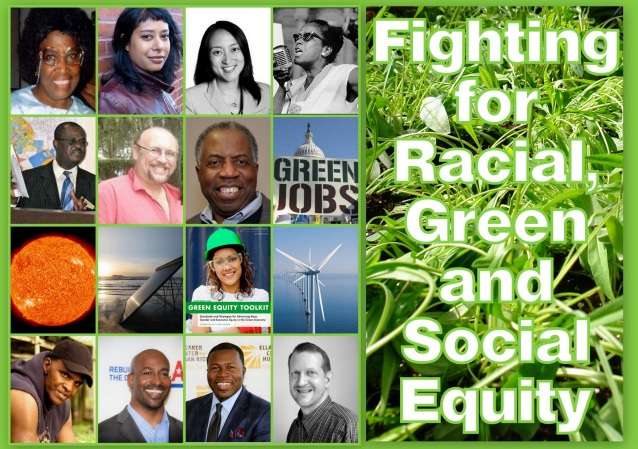 Fighting for Racial, Green and Social Equity