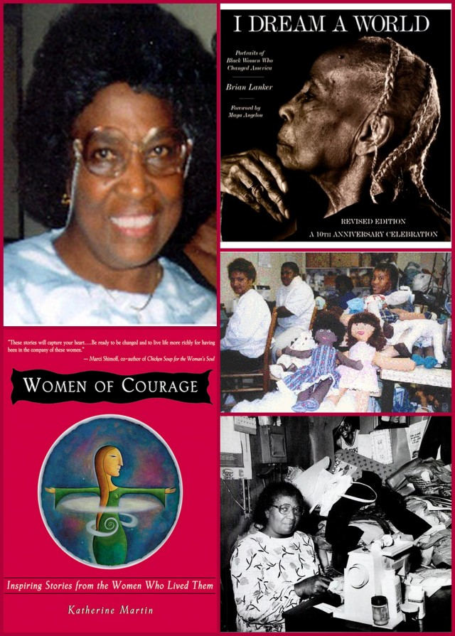 The Brave Life, Crusade and Testimony of Cora Lee Johnson