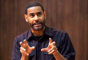 The Rev. Otis B. Moss III from Emory University website