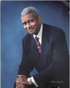 The Reverend Dr. Otis Moss, Jr.: Photo from Central United Methodist Church website
