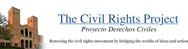 Logo for The Civil Rights Project at UCLA