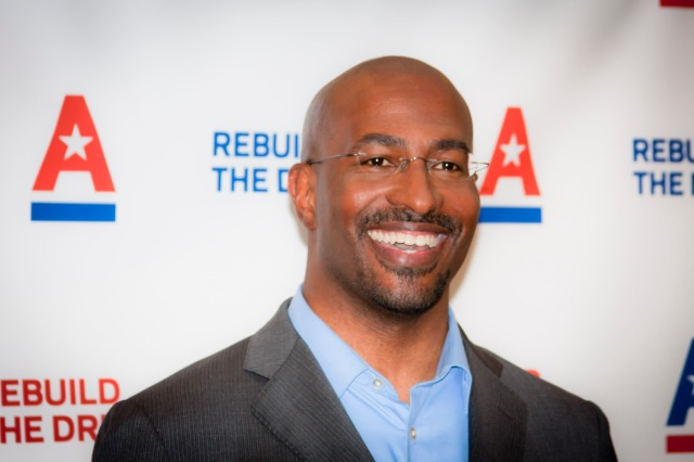 Author and Green Jobs Advocate Van Jones