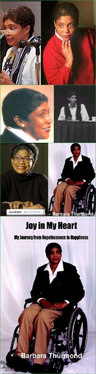 Barbara Thurmond Collage