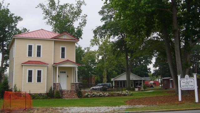 Frank Yerby House by Amber Rhea