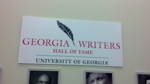 Georgia Writers Hall of Fame (2)