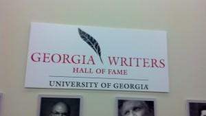 Georgia Writers Hall of Fame (2)