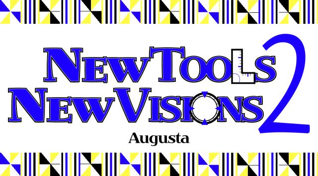 New Tools, New Visions 2 Logo #3